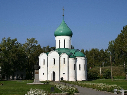 Собор XII века в Переславле-Залесском