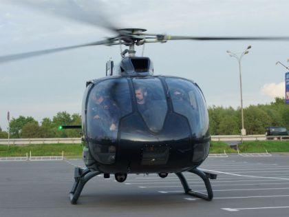 Виновника в поломке вертолета банкира зафиксировали камеры