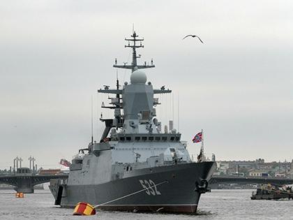 В настоящее время на службе ВМФ находятся четыре корвета