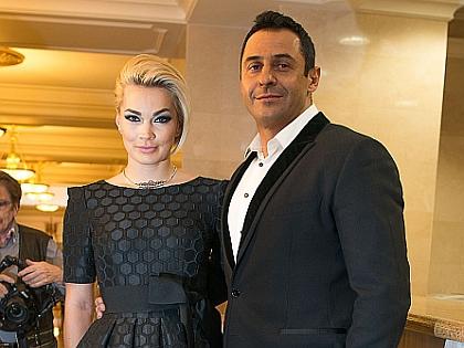 Стас Костюшкин с супругой Юлией
