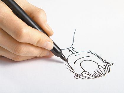 Рисунок человека расшифрует ваше душевное состояние