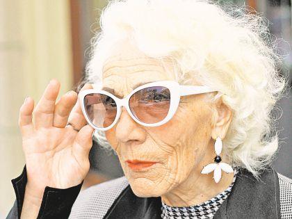 Ирина Андреевна больше похожа на итальянскую пенсионерку