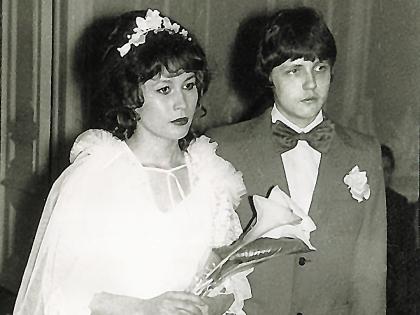 Свадьба Олега Хорева