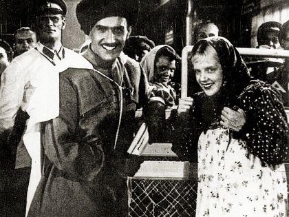 «Свинарка и пастух» (1941)