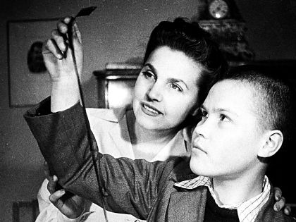 Тамара Федоровна очень любила своего приемного сына