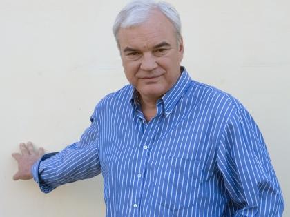 Журналист Владимир Молчанов