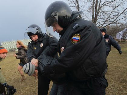 В МВД рассказали, что облава проходила в рамках операции «Розыск»