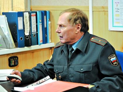 """""""Участковый"""", 2011 г."""