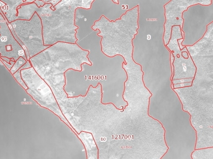 Расположение резиденции на карте