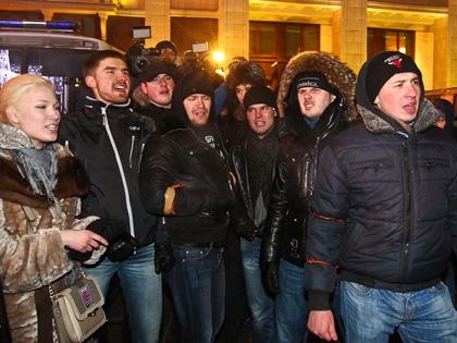 Противники Навального