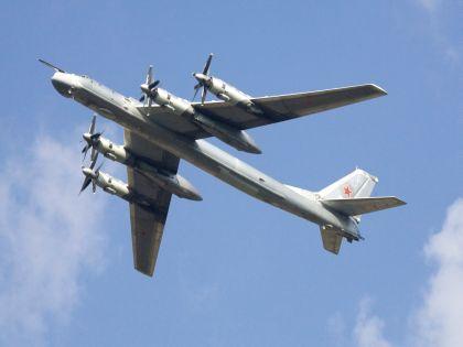 Ту-95 может нести ядерное оружие