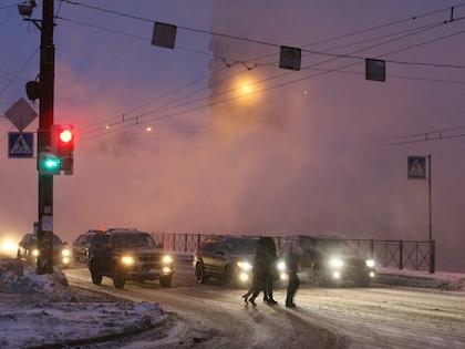 ДТП произошло 20 декабря около Павелецкой площади