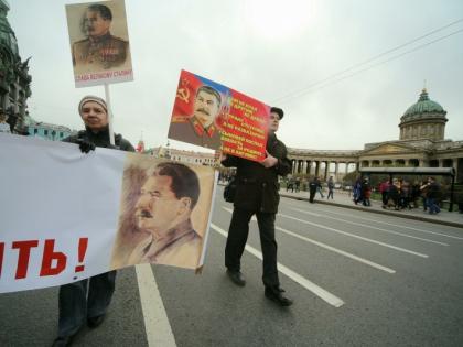 Правозащитники требуют запрета восхваления диктатора