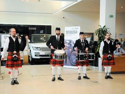 Акция в автосалоне Jaguar Land Rover Musa Motors Inсhcape