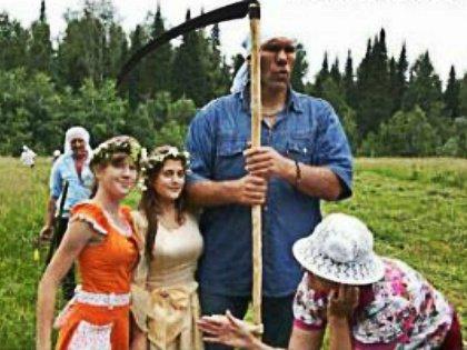 Валуев остался очень доволен патриотическо-православной поездкой