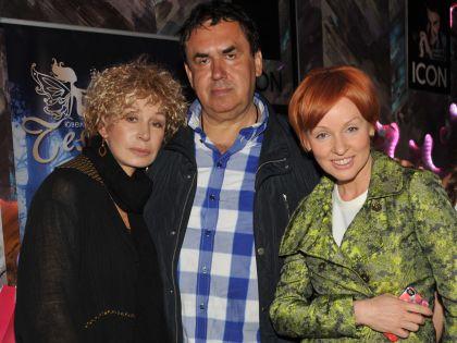 Татьяна Васильева, Стас Садальский и Жанна Эппле много лет играют вместе в спектаклях