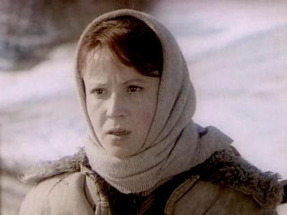 Дегтярева в сериале «Вечный зов»