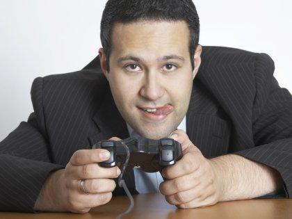 Увлечение видеоиграми может с годами привести к старческому слабоумию