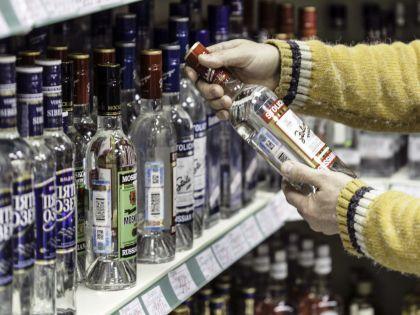 В России стали меньше потреблять алкоголя?