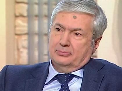 генеральный секретарь РФС Анатолий Воробьев