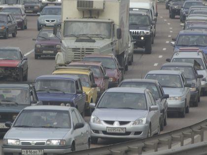 Авария произошла на 19-м километре Новорижского шоссе