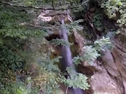 Авария произошла во время экскурсии туристов к одному из водопадов Сочи