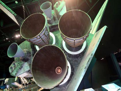 КБХА разрабатывает двигатели для ракет-носителей и создаёт лазер для Минобороны
