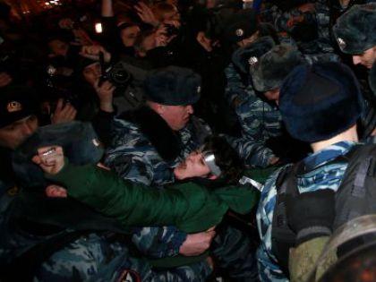 Национальная гвардия — личная армия Путина?