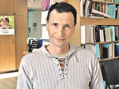 Журналист и «экстремист» Роман Юшков