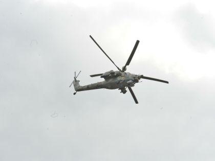 Один из пилотов успел катапультироваться