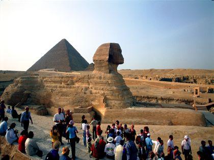 Половина отдыхающих в Египте — россияне