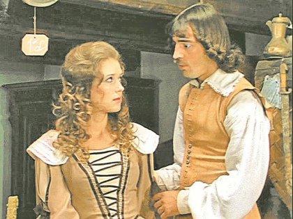 Актриса до сих пор благодарна Боярскому за поддержку на съемках «Мушкетеров»