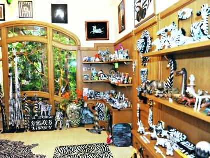 Коллекция зебр