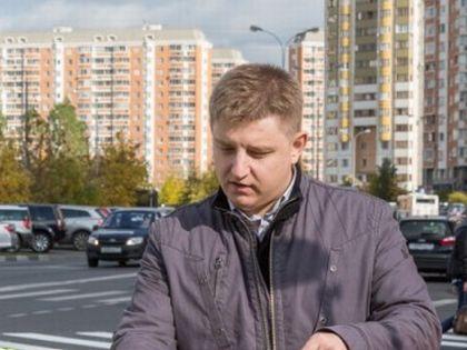 Руководитель московского Центра борьбы с пробками Александр Шумский