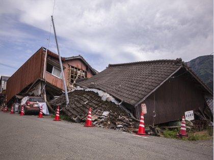 100 человек пропали после землетрясения в Италии