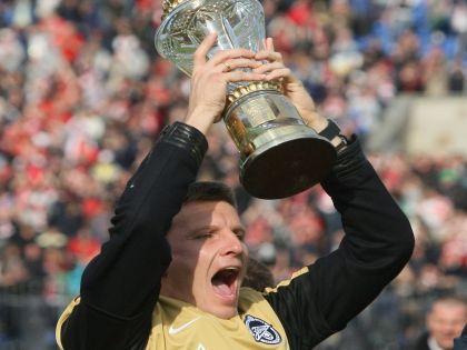 «Зенит» выиграл звание чемпиона России за два тура до конца