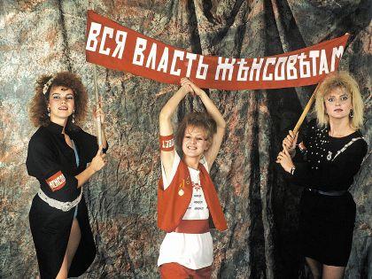 В группе «Женсовет» Светлана сделала свои первые шаги на большой сцене
