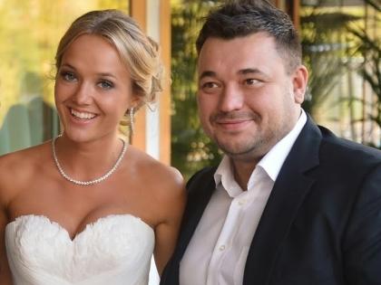 Катя Данилова и Сергей Жуков
