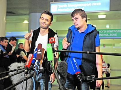 "Журналисты ТК ""Звезда"