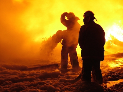 Пожар на складе рынка «Каширский двор» вспыхнул 29 марта