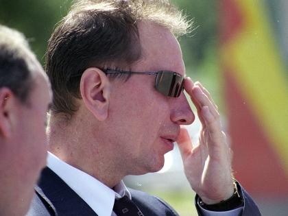 Еще ходят слухи, что Колокольцева сменит Виктор Золотов