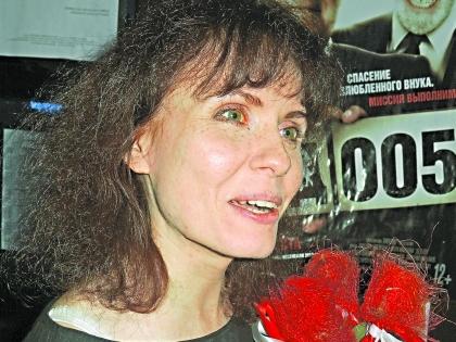 Алёна Званцова: Я просила Тодоровского отпустить меня на волю