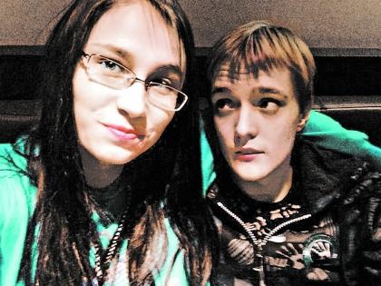 Сергей Зверев-младший с женой Машей
