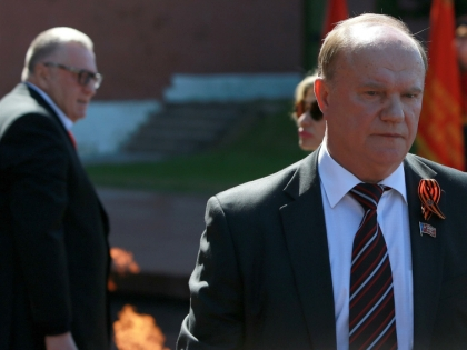 Геннадий Зюганов и Владимир Жириновский