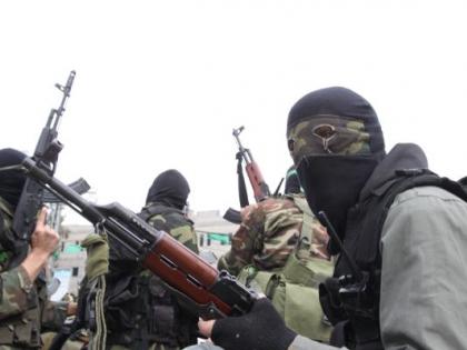 Сирийские боевики. Фото Global Look