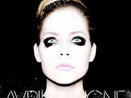 Обложка нового альбома Avril Lavigne