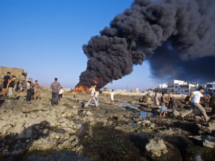 Гражданская война в Сирии. Фото Global Look