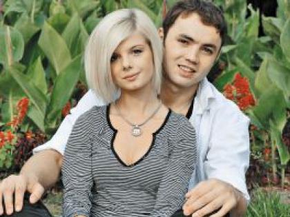 Александр Гобозов и Ольга Сокол