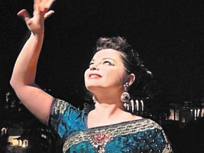 Наташа Королева танцует