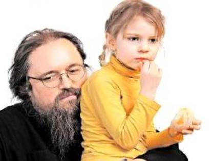 Отец Андрей Кураев